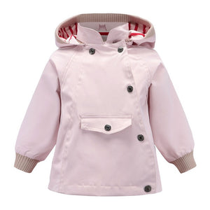 Girls Lined Coat