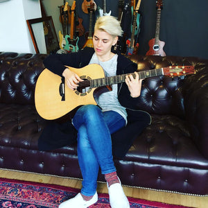 Kaki King - Talking Guitar interview and TNAG Sessions