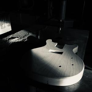 Build Thread: Deimel Guitars