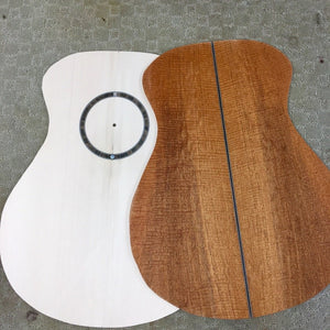 Build Thread: Wilborn Guitars - Lion & EllieBelle
