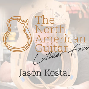 Luthier Focus: Kostal Guitars