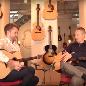 TNAG Session: Stuart Ryan & Will McNicol With Bashkin Guitars