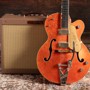 Just Arrived: A rare Chet Atkins Custom Shop Gretsch surfaces in the Exchange