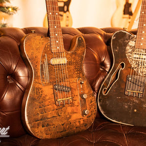New James Trussart Guitars Just Arrived!