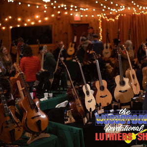 Woodstock Invitational Luthiers Showcase 2018 Review
