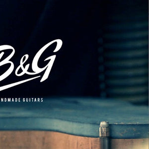Pre-Order B&G Guitars Now!