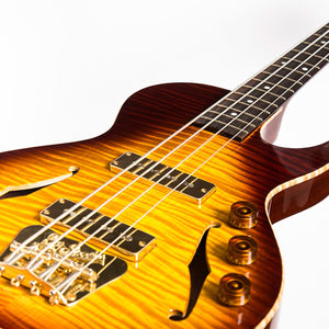 Introducing the B&G Guitars Big Sister Bass