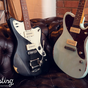 Four New Bunting Guitars Arrive!