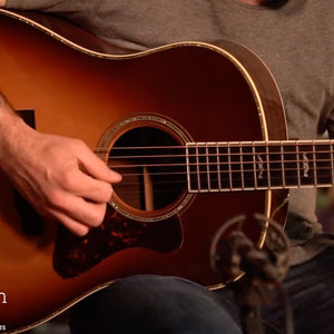 TNAG Artist Series: Carl Miner on Acoustics - Part 1
