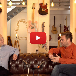 Talking Guitar: John Stubbings Introduces His Book 'The Devil Is In It'