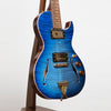 B&G Little Sister Private Build Electric Guitar - Cutaway, Atlantis Blue, Humbuckers #671