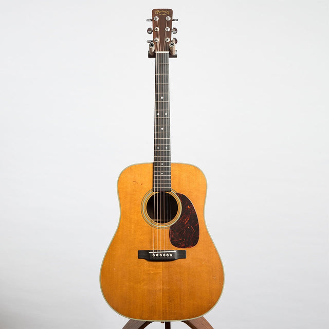 Martin 1960 D-28 Acoustic Guitar, Brazilian Rosewood & Sitka Spruce