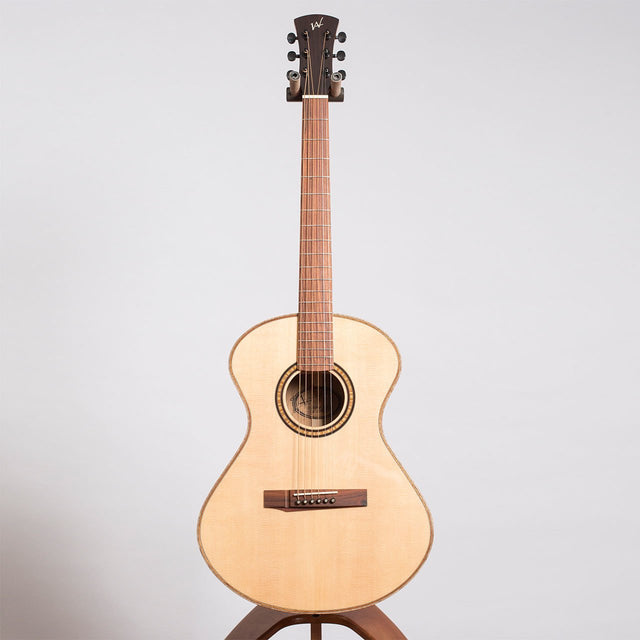 Andrew White Cybele 1020 Acoustic Guitar, Natural