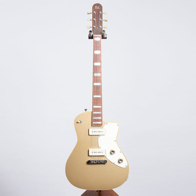 TLL Guitars Marvin Electric Guitar, Goldtop