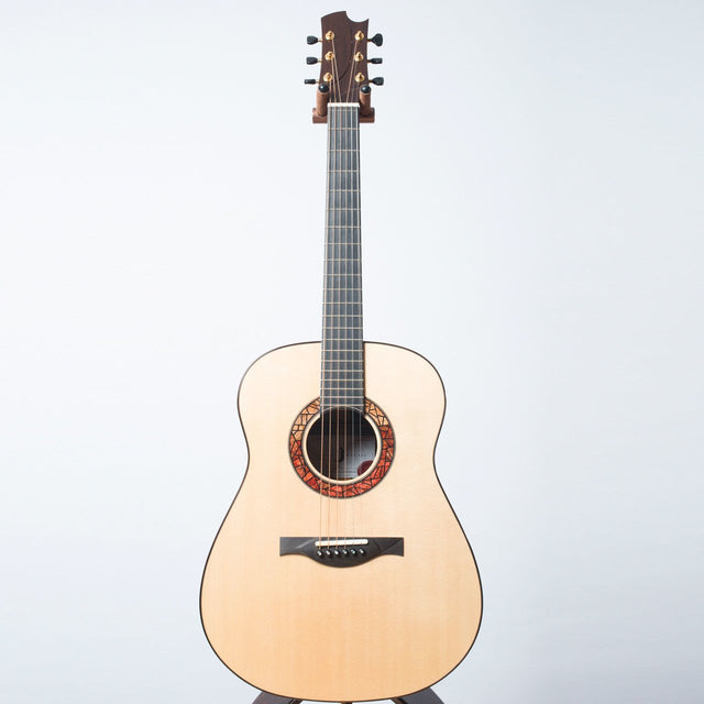 Kostal Modified Dreadnought Acoustic Guitar, Wengé - Pre Owned
