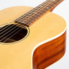 B&G Caletta Private Build Acoustic Guitar #024, Mahogany & Sitka Spruce, Vintage Amber Finish [Introductory Offer]
