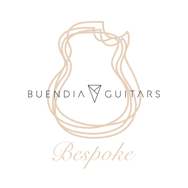 Buendia Guitars Bespoke Build Slot for 2021 (35% Deposit)