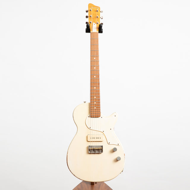 Bunting Alice EP Electric Guitar, White