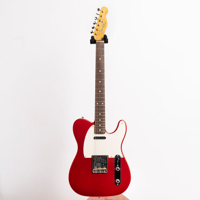 Fender Custom Shop 50s Telecaster Lcc Electric Guitar, Candy Apple Red - Pre-Owned