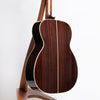 Bourgeois OM Vintage Deluxe AT, Indian Rosewood & Torrefied Adirondack Spruce - Pre-Owned