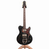 Nik Huber Surfmeister Electric Guitar, Worn Onyx Black