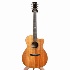 Goodall Koa Grand Concert Cutaway Acoustic Guitar, All Koa - Pre-Owned