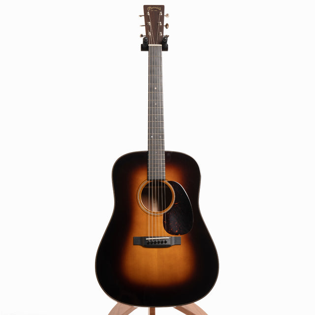Martin Custom Shop D-18 Acoustic Guitar, Sinker Mahogany & Adirondack Spruce - Pre-Owned