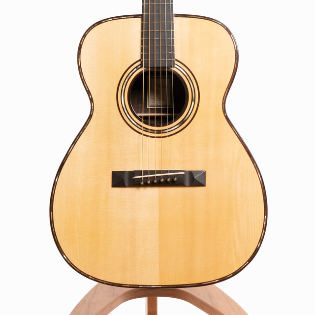 Thomas Fredholm OM Acoustic Guitar, Indian Rosewood & European Spruce - Pre-owned