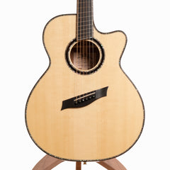 BSG GA 45CF Fan Fret Acoustic Guitar, Figured Koa & German Spruce - Pre-Owned