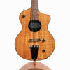 Rick Turner Model 1 BP Deluxe Electric Guitar, Fancy Koa Top