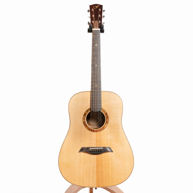 Fortenbery Genesis D Acoustic Guitar, Cocobolo & Sitka Spruce