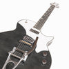 TV Jones Spectra Sonic Supreme Electric Guitar, Charcoal Black #245