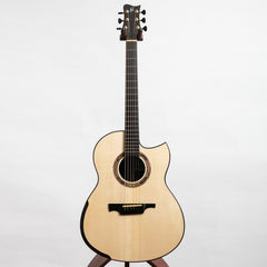 Greenfield G2 Cutaway Acoustic Guitar, African Blackwood & Alpine Moon Spruce
