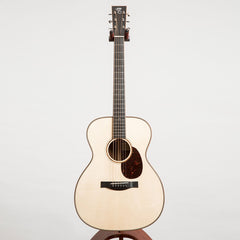 Santa Cruz Guitar Co. OM Custom Acoustic Guitar, Sapele & Moon Spruce