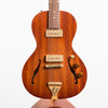 B&G Little Sister Private Build Electric Guitar, Non-Cutaway, All-Mahogany, P90s #779