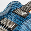 Nik Huber Dolphin II Electric Guitar, Atlantic Blue High Gloss Finish