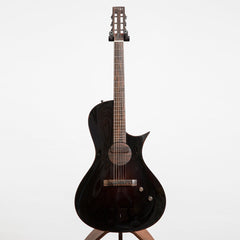 Teuffel Antonio Electric Guitar, Dark Brown Finish