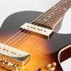 B&G Little Sister Private Build Electric Guitar - Cutaway, Black Burst, P90s #788