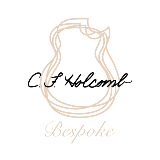 C.F. Holcomb Guitars Bespoke Build Slot for 2020 (35% Deposit)