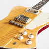 Kauer Guitars Banshee Deluxe Electric Guitar, Lemon Burst