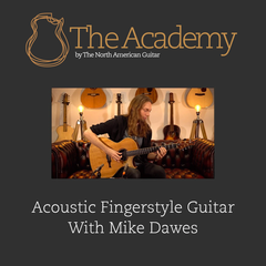 Acoustic Fingerstyle Guitar with Mike Dawes: Quick Licks Course