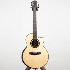 Ryan Nightingale Grand Soloist Acoustic Guitar, Wengé & Engelmann Spruce