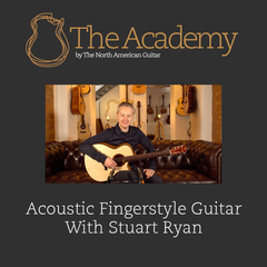 Acoustic Fingerstyle Guitar With Stuart Ryan