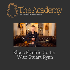 Blues Electric Guitar With Stuart Ryan