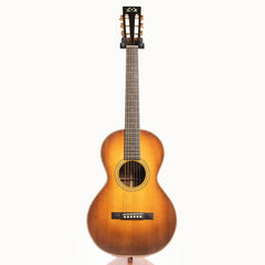 Circle Strings Parlor Acoustic Guitar, Cocobolo & Adirondack Spruce