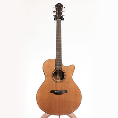 Furch Blue Plus Master's Choice Gc-CM Acoustic Guitar, African Mahogany & Western Red Cedar
