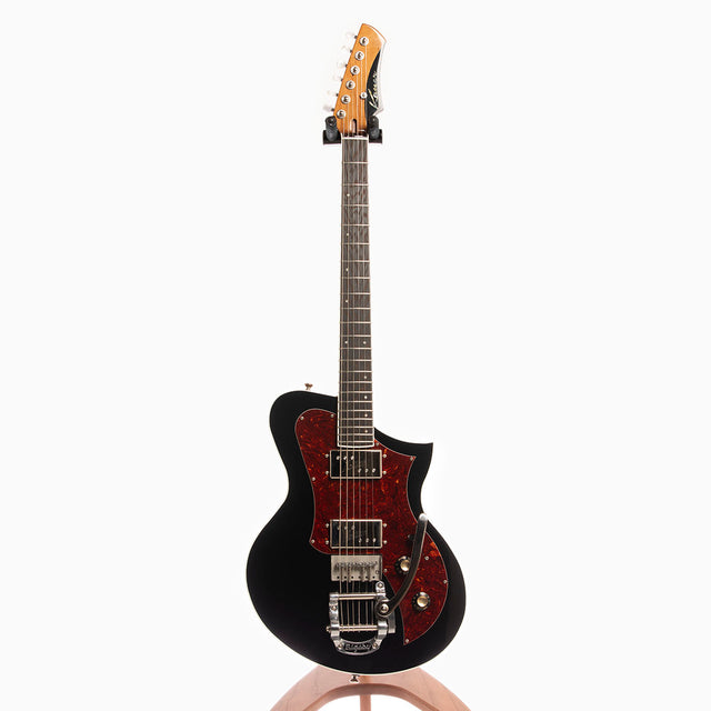 Kauer Guitars Korona Electric Guitar, Black