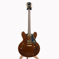 Gibson ES-335 Electric Guitar, Walnut Finish - Pre-Owned