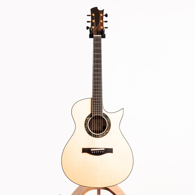 Kostal OM Cutaway Acoustic Guitar, Brazilian Rosewood & German Spruce - Pre Owned