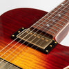 B&G Little Sister Private Build Electric Guitar, Cutaway, Cherry Burst, Humbuckers #886